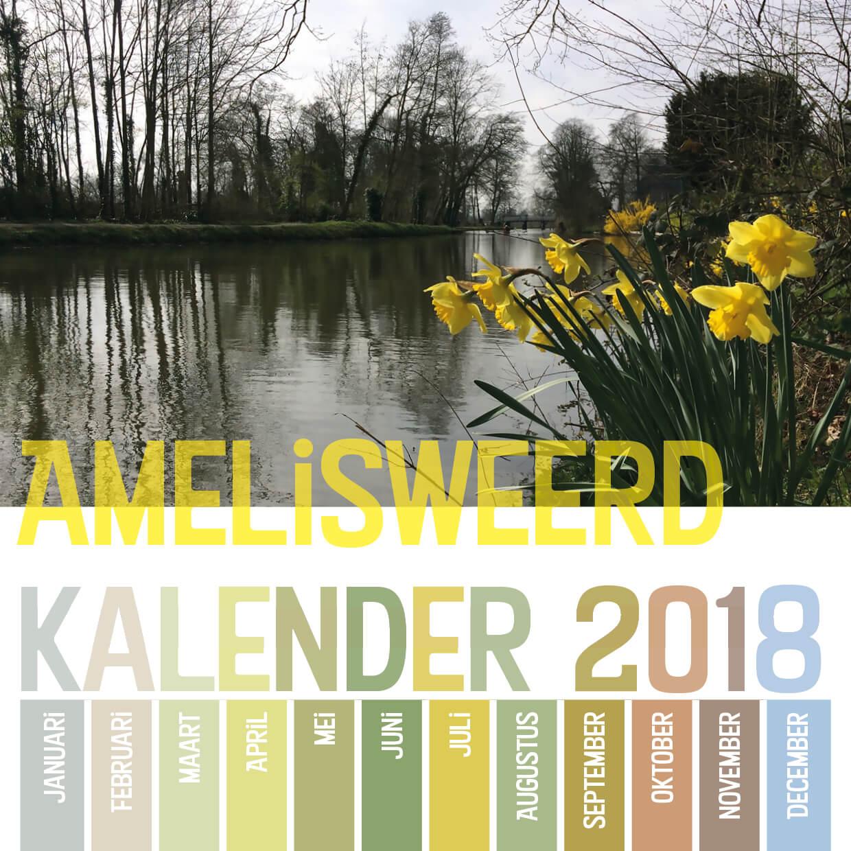 Amelisweerd Kalender 2018