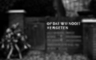 Herdenken op Fort bij Rijnauwen