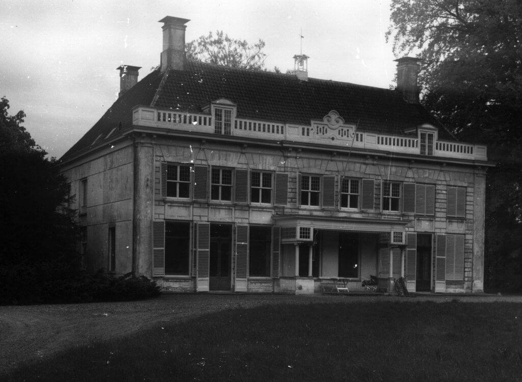 79894 Huis Nieuw Amelisweerd 1963