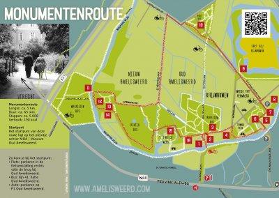 Download: monumentenroute Amelisweerd & Rhijnauwen