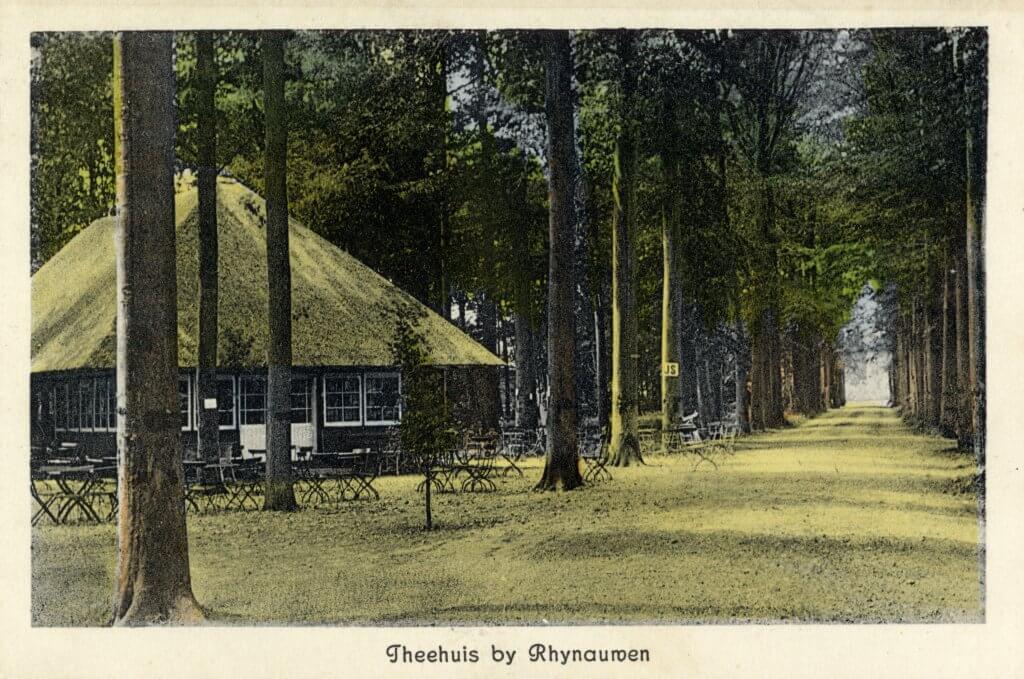 Theehuis Rhijnauwen