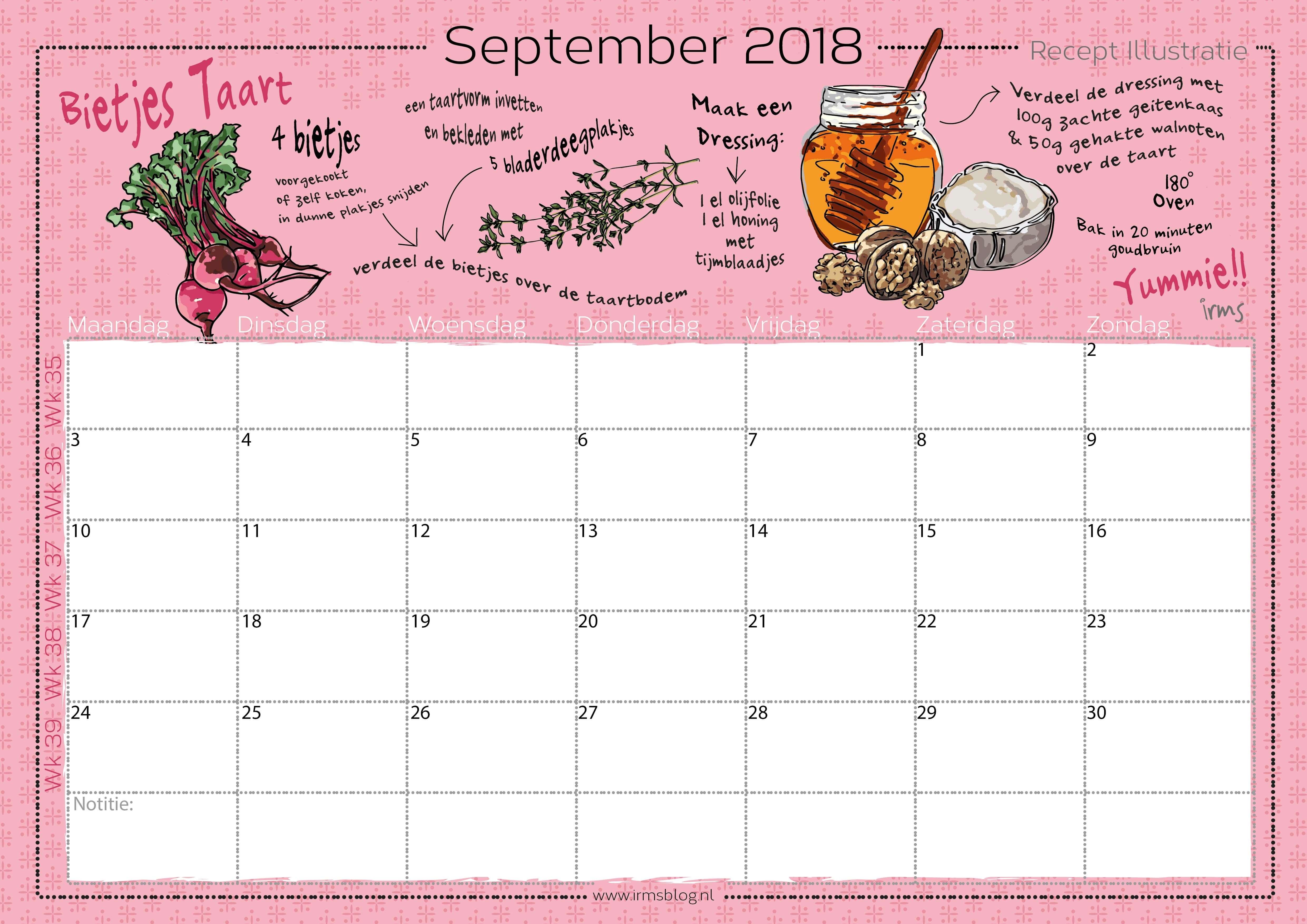 receptenkalender-2018-irmsblog_bietjestaart