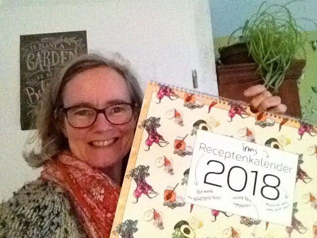 Irms receptenkalender 2018