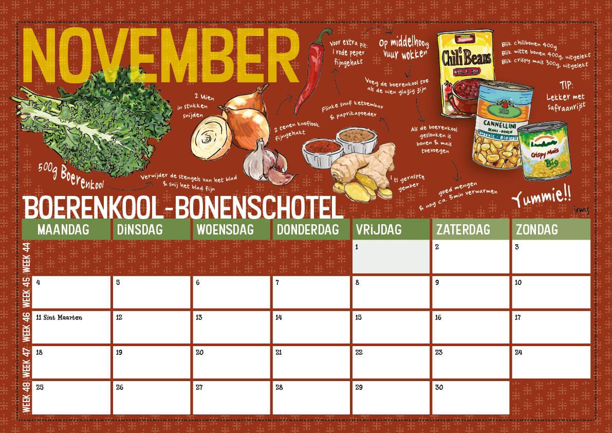 prepress kalender 2019 Amelisweerd12