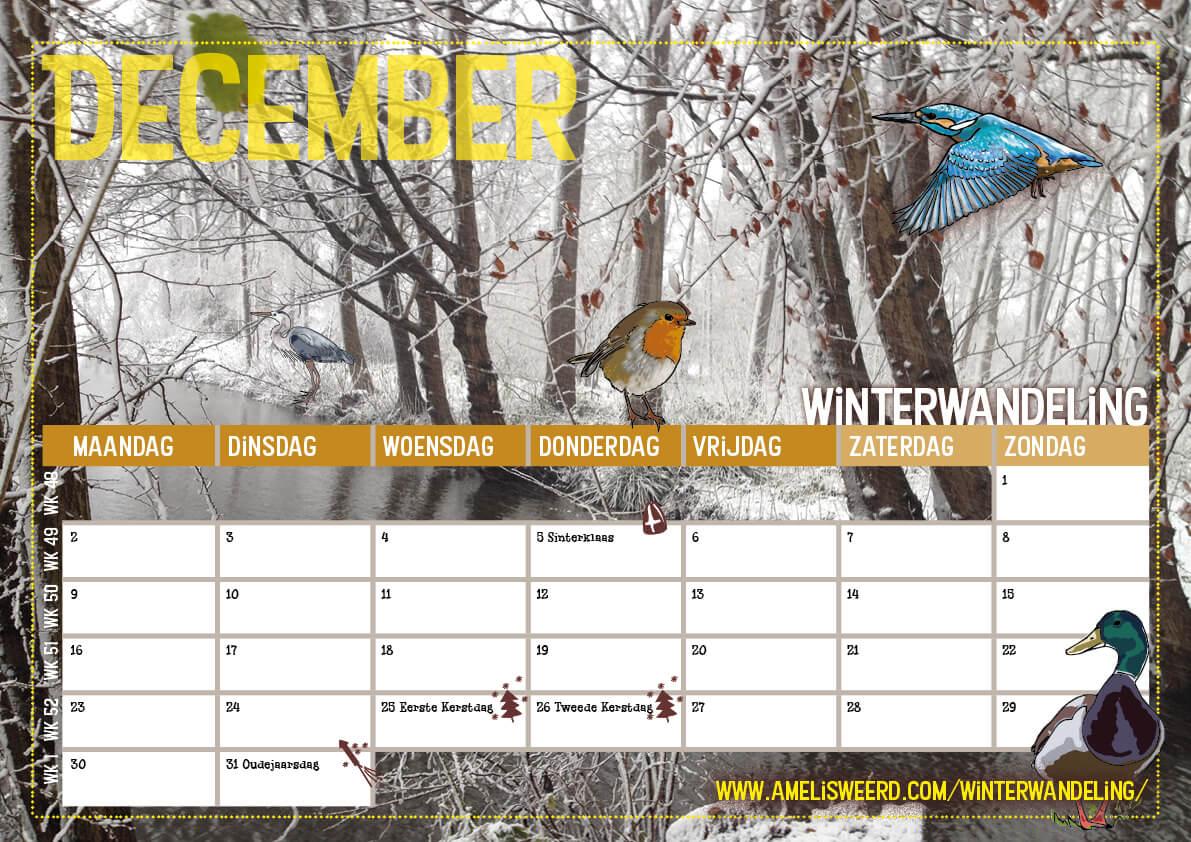prepress kalender 2019 Amelisweerd13