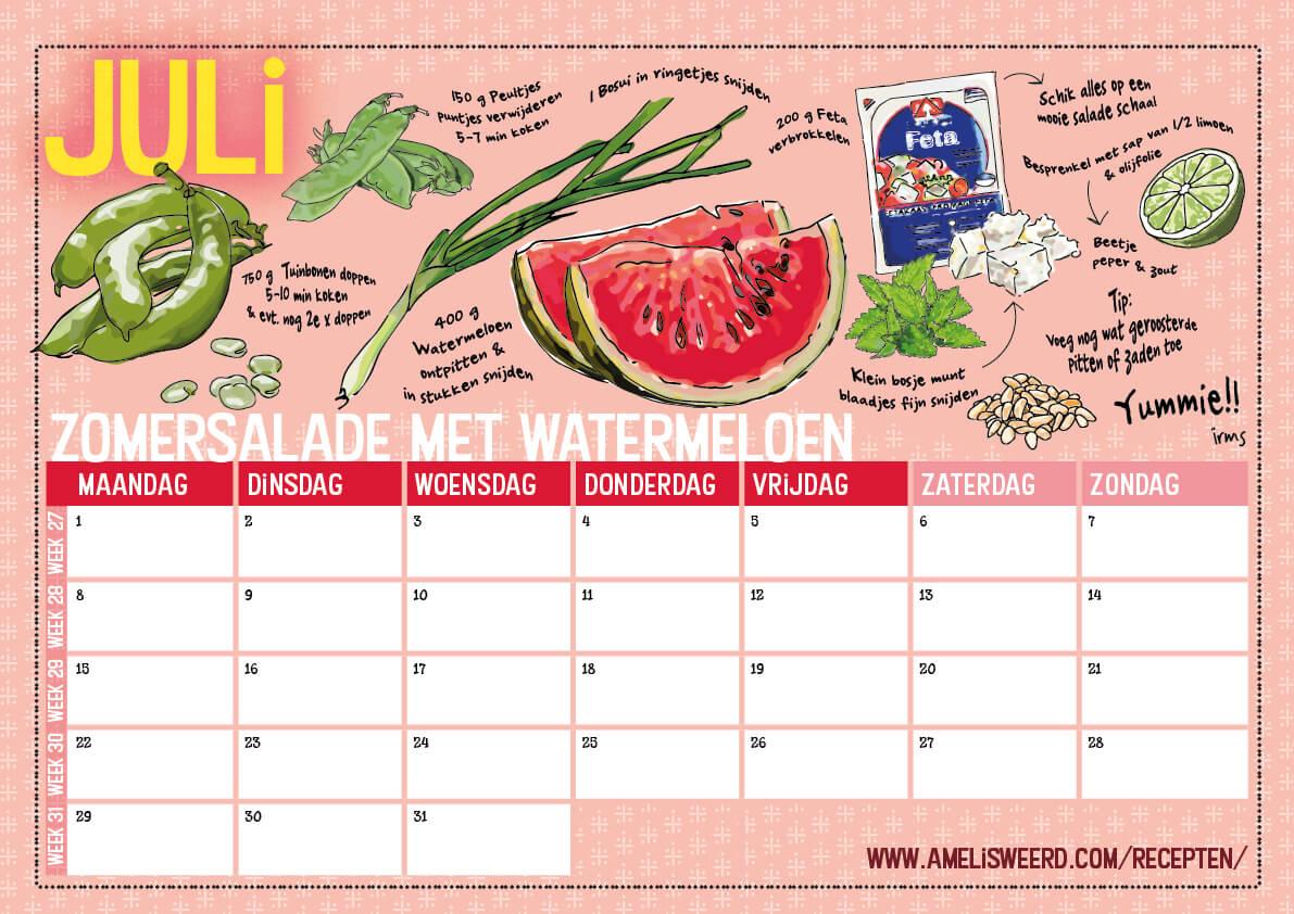 prepress kalender 2019 Amelisweerd8