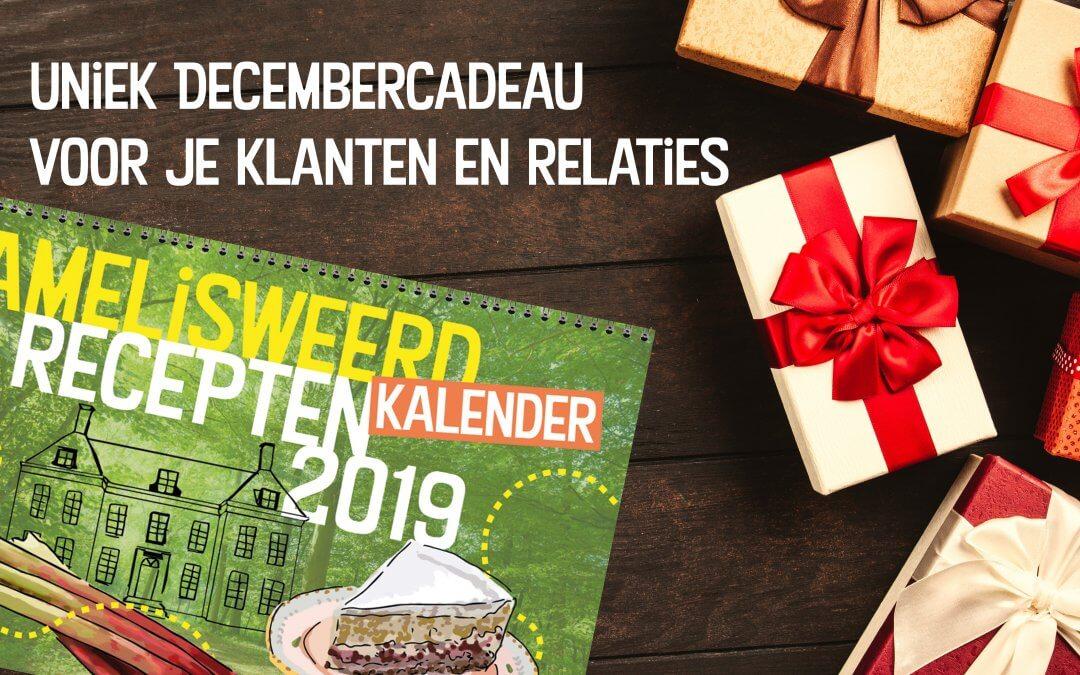 Kalender 2019: decemberactie voor ondernemers!