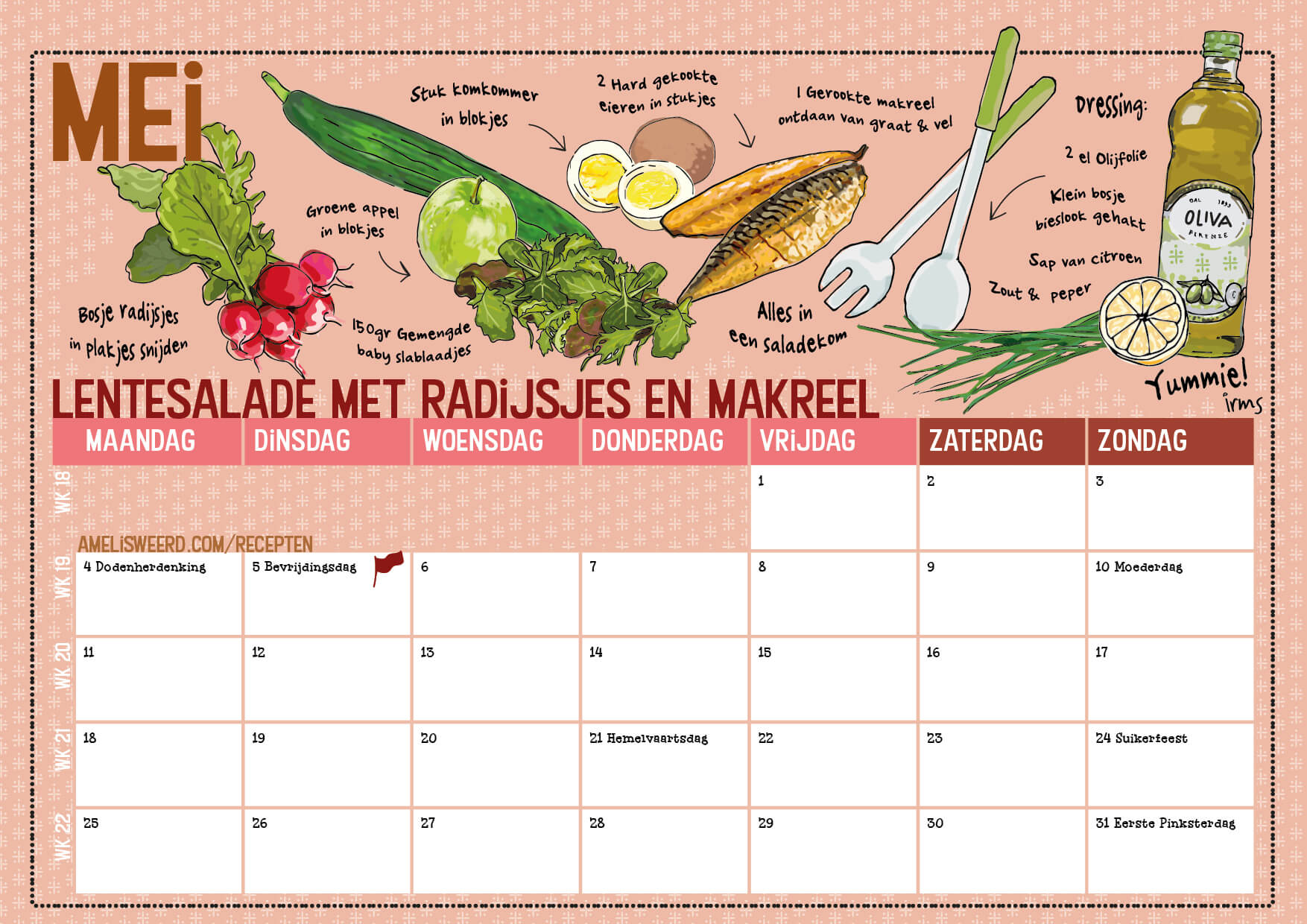 kalender 2020 cover cbk6