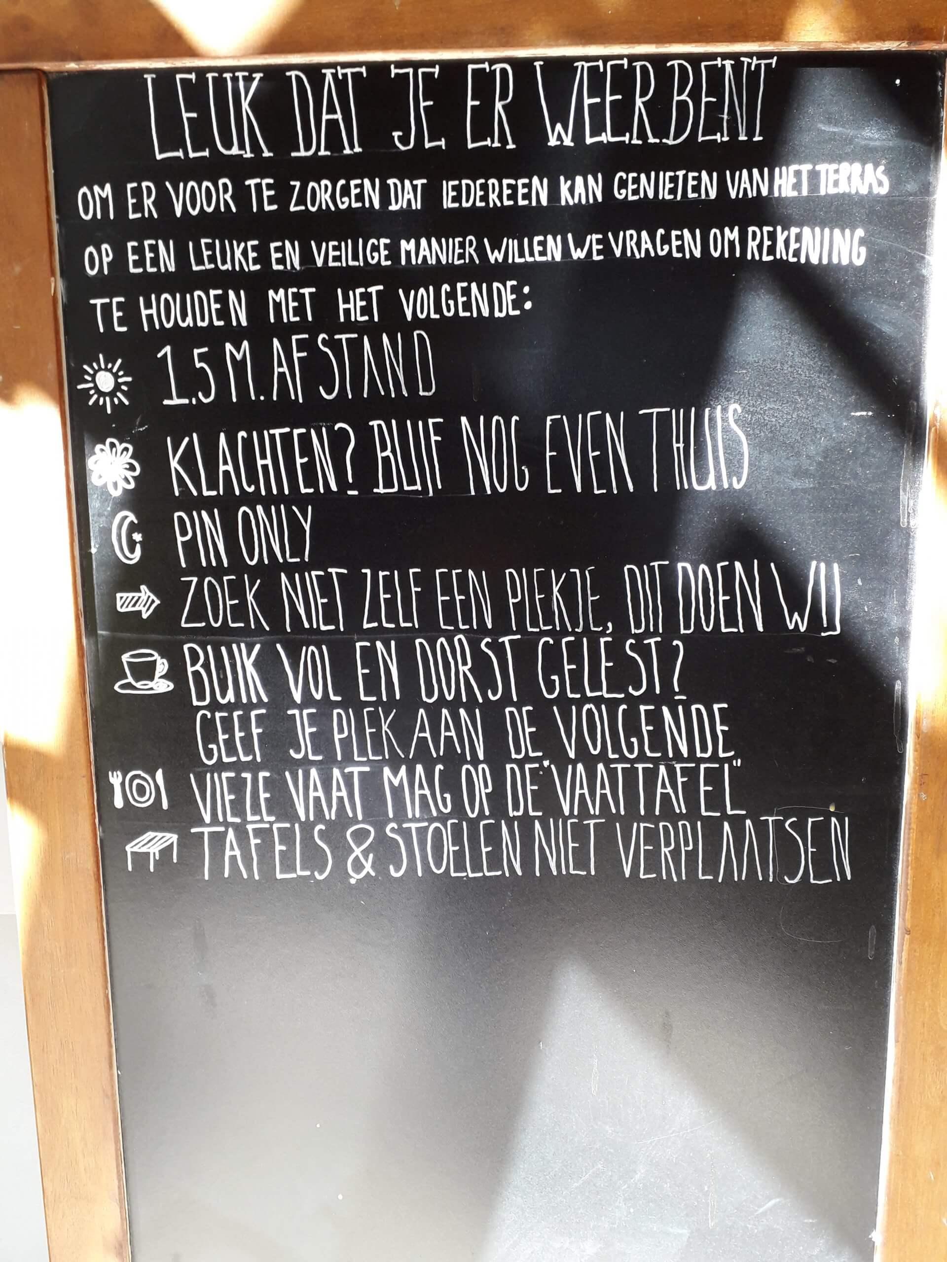 Stayokay Koetshuiscafé per 1 juni