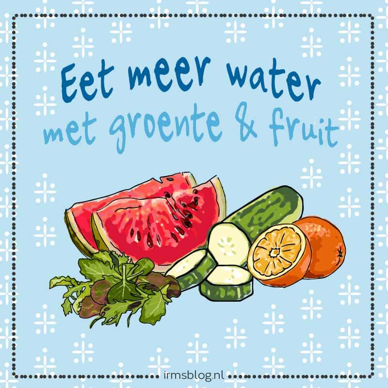 eet-meer-water