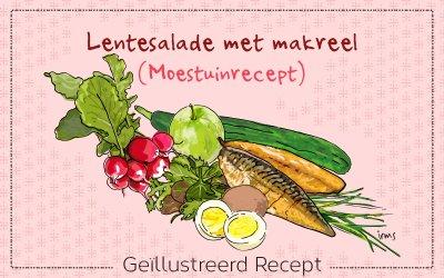 Landgoedrecept: Lentesalade