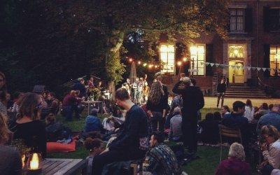 Don't Wake the Deer: live muziek bij het Koetshuiscafé