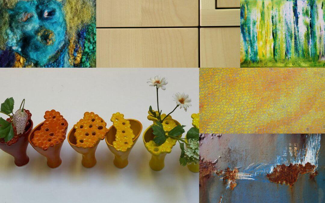collage werk kunstenaars