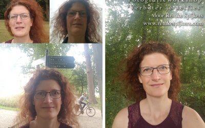 Fotografie workshop 'Verbeter je selfies'