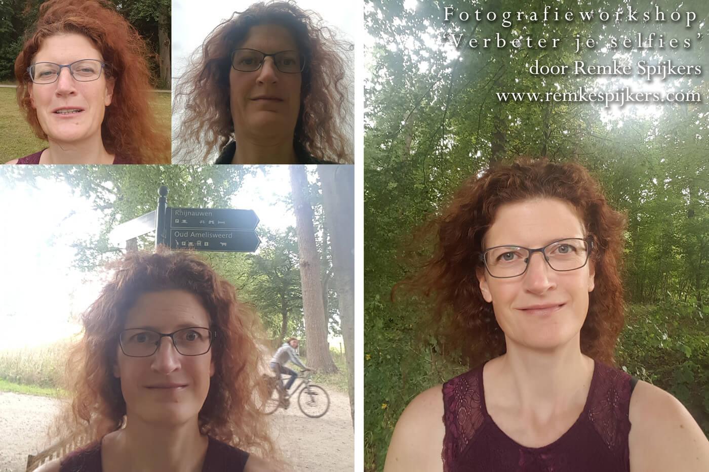 fotografie workshop verbeter je selfies www