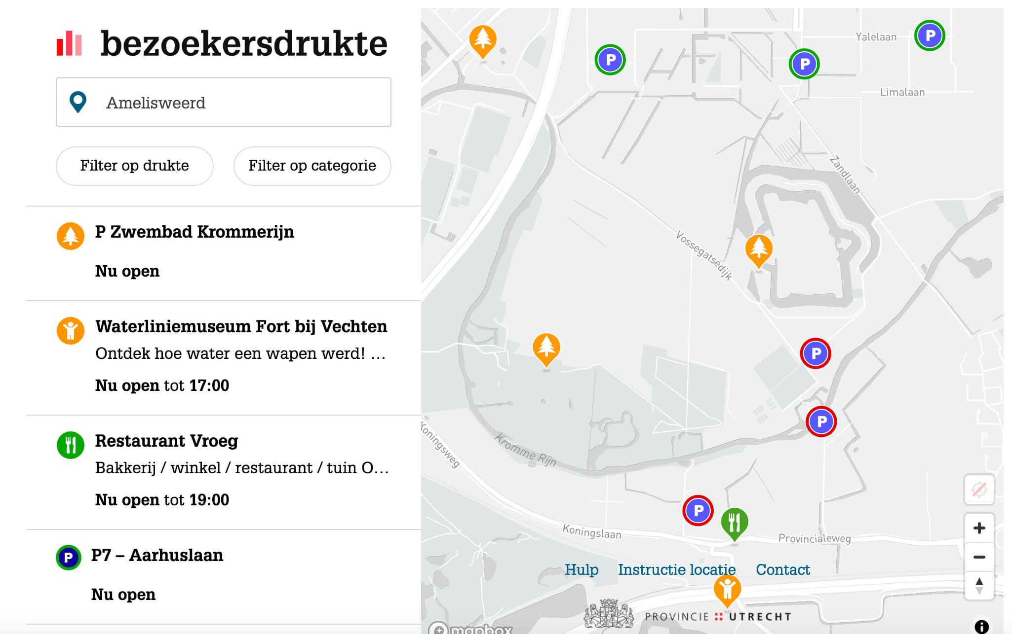 Druktemeter Utrecht