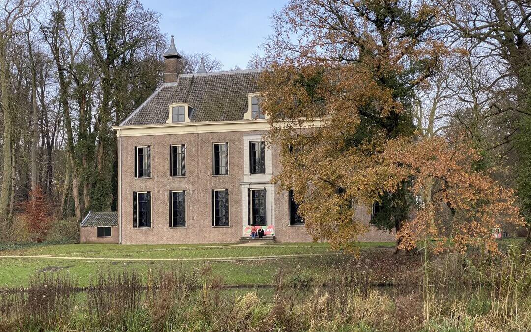 Huis Oud Amelisweerd helaas weer dicht door lockdown