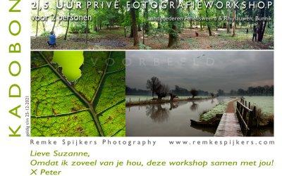 Privé fotografie workshop Remke Spijkers