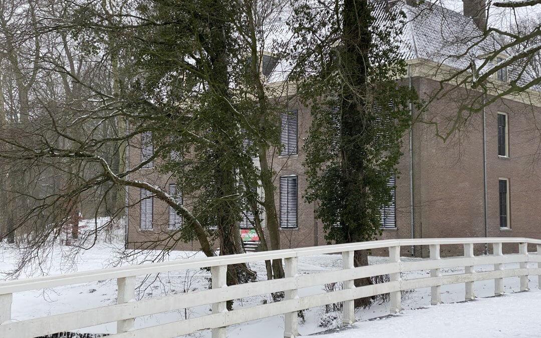 Nieuwe toekomst gloort voor landhuis Oud Amelisweerd
