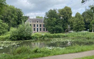 Landhuis Oud Amelisweerd weer open voor publiek