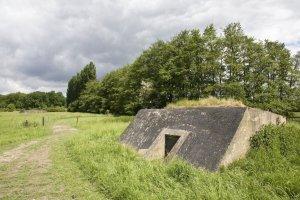 Bunkerpad Rijksdienst voor Cultureel Erfgoed