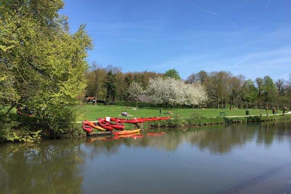 Kanoën Kromme Rijn