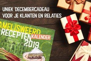 receptenkalender 2019 aanbieding